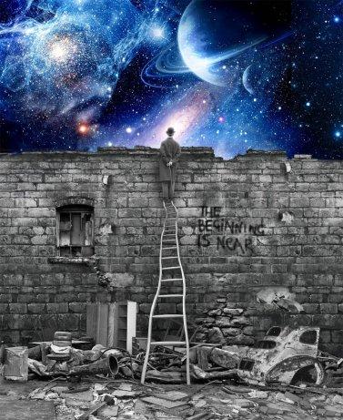 'The beginning is near'
