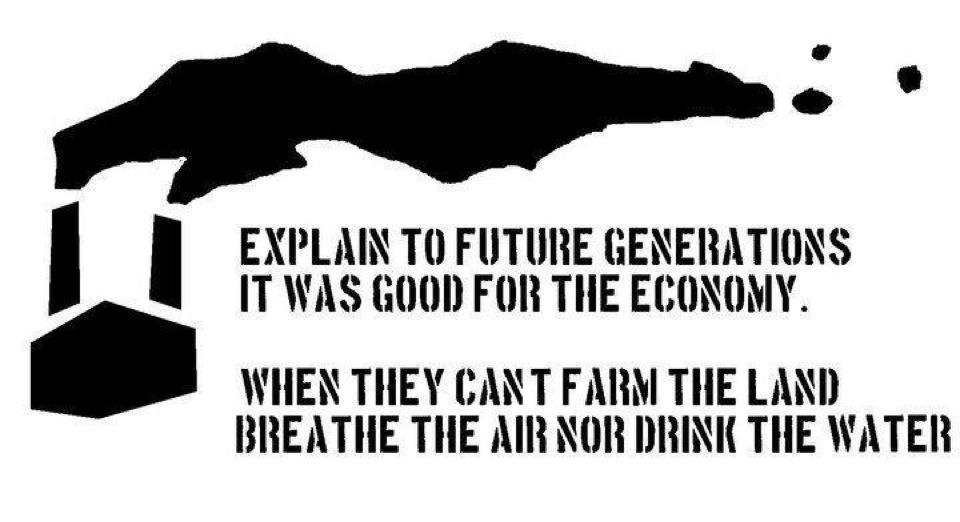 explain to future