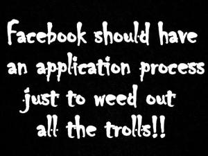 fun weed oiut the trolls