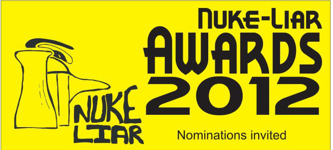 Hello World! Nuke Liar Awards and Agent Provacteurs, Oh My