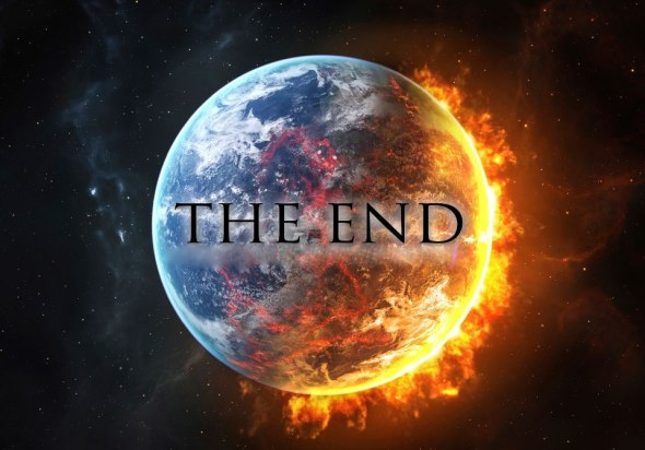 Earth THE END
