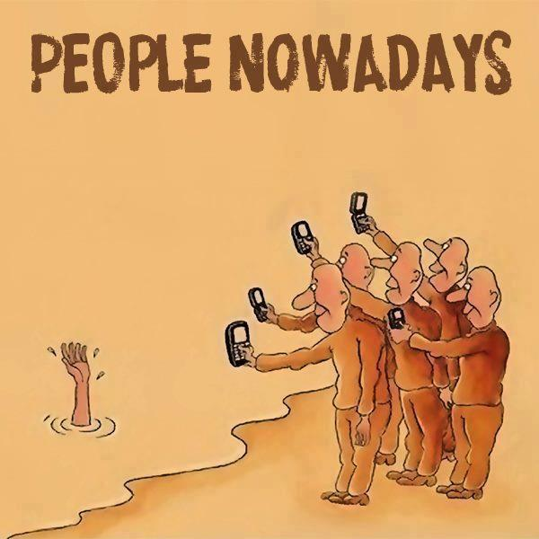 fun  people nowadays
