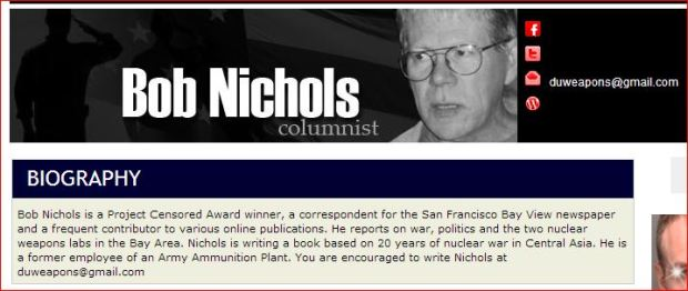 Capture  Bob Nichols Columnist