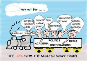 nuclear gravy train