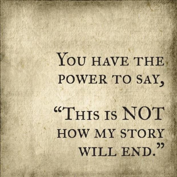 my story my ending
