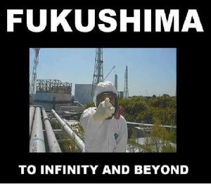 Fukushima to infinity and beyond