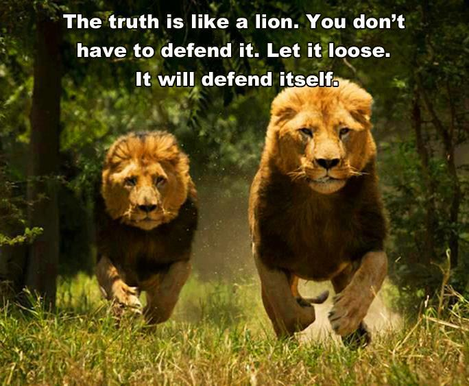lion truth