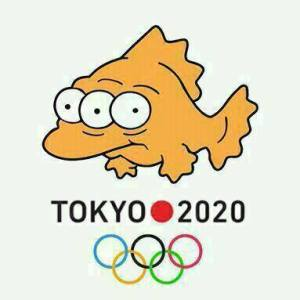 olympics tokyo 2020 fish mascot