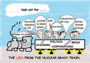 THE NUCLEAR GRAVY TRAINS