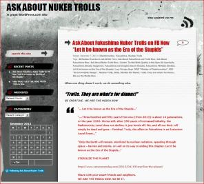 ask about nuker trolls  12 6 2013
