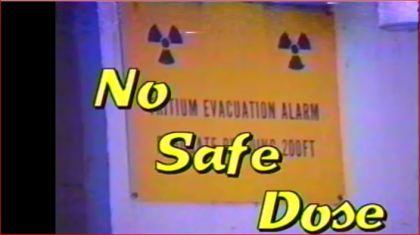 NO SAFE DOSE