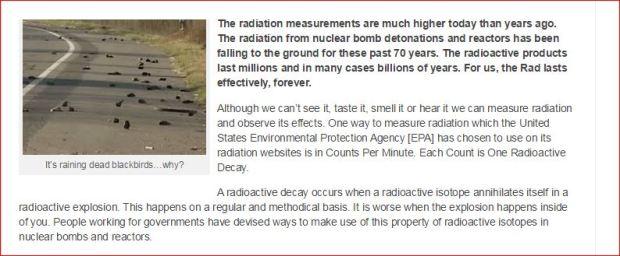 Rad Measurements