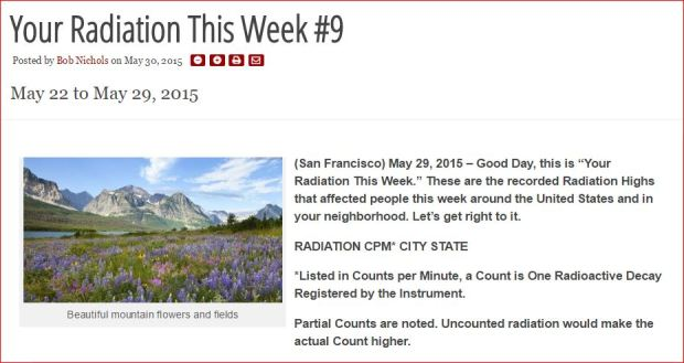 Your Radiation This Week #9 #9
