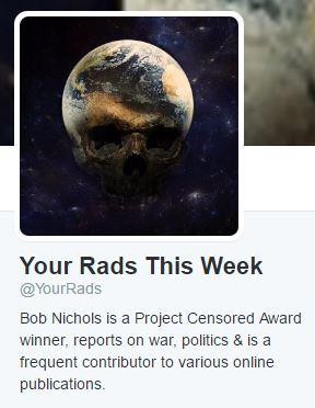 TWITTER @YourRads
